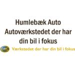 HUMLEBÆK AUTO